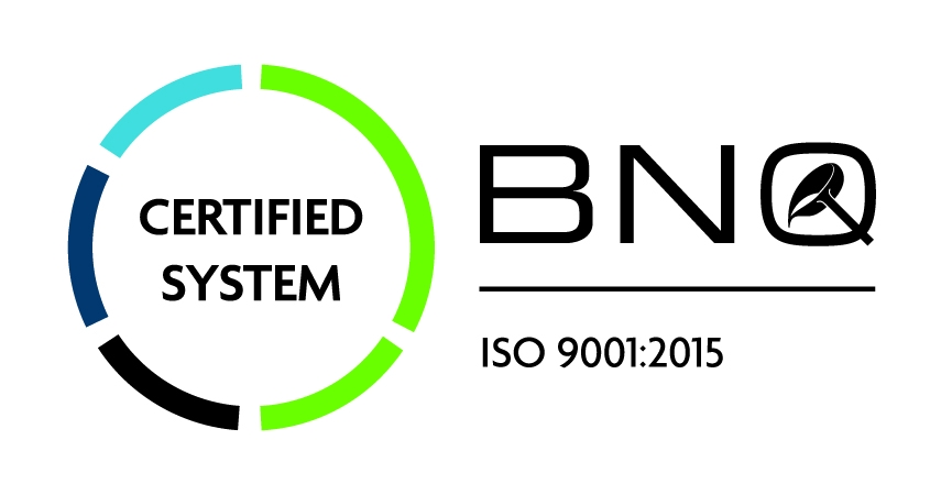 BNQ Logo CS ISO9001 AN CMYK