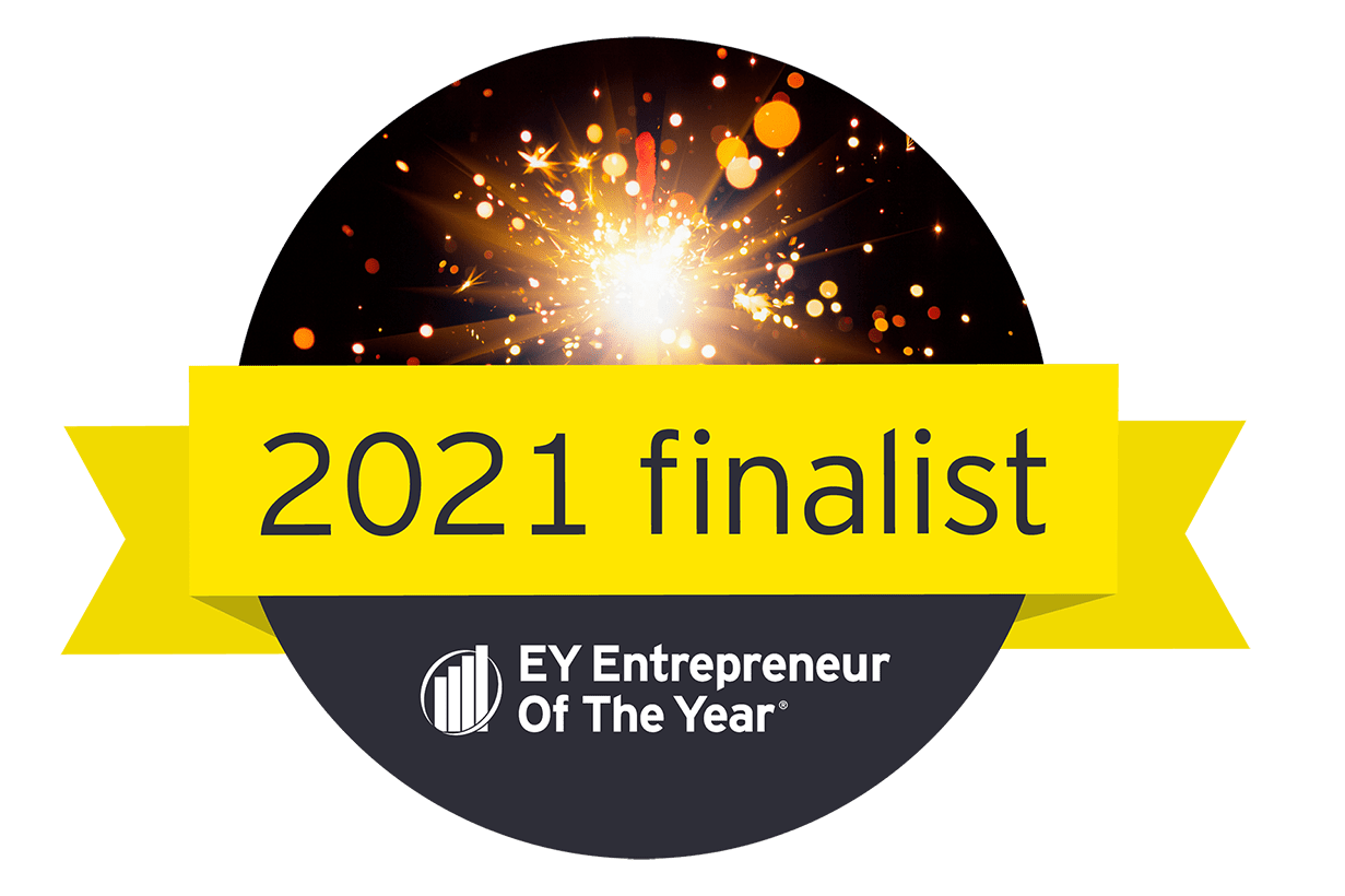 EOY 2021 Finalist Badges